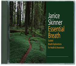 Essential Breath CD by Janice Skinner - Download Your Copy Today