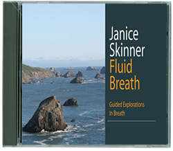 Fluid Breath CD by Janice Skinner - Download Your Copy Today