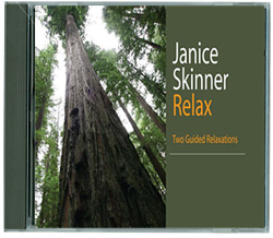 Relax CD by Janice Skinner - Download Your Copy Today